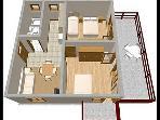 A1(4): floor plan