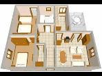 A1(5+1): floor plan