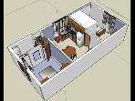 A1(4+1): floor plan