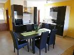 A1(6+2): kitchen and dining room