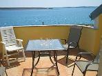 Goga(4+2): terrace