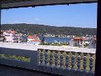 A2 Četvorka (4+1): terrace view