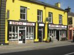 Ballinamore (10 mins), nearby town's lovely pubs