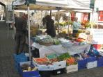 Carrick-on-Shannon (30 mins) market on Thursday morning
