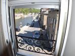 View from top floor bedroom