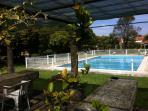 Large Pool - Child Safe