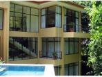 exotic mountain villa with private pool ad all the