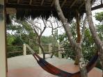 Casita selva patio