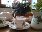 Vintage china tea set...