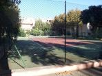 Apartment - tennis court