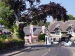 Shanklin Old Village 4 mins Walk