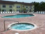 Your heated spa and pool will be your best friends. Soak up that Florida sunshine and relax!