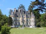 Hotel de Ville (Town Hall) at Bagnoles de l'Orne