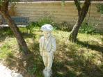 Décoration jardin de la propriété