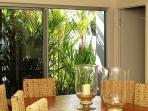 Banfield's Retreat-Dining to Lipstick Palms