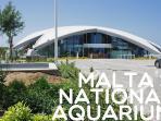 1 km to Malta National Aquarium