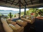 Bedarra Beach House-Lounge to Verandah