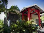 Bedarra Beach House-Entry