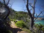 Bedarra Beach House-Walking Tracks