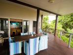 Turquoise Waters - Verandah to Interior