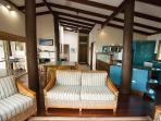 Turquoise Waters - Lounge to Kitchen