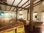 Turquoise Waters - Dining to Kitchen