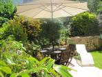 Jardin privatif en rez-de-chaussée