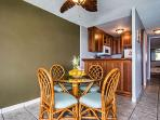 Enjoy dinner at your condo!