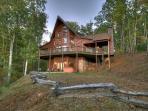 Georgia Mountain Cabin Rental