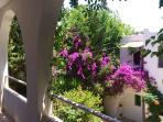 Bedroom's veranda