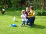 Familienferien, Zeit für die Kinder