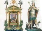Maria SS di Tagliavia e San Vito Patroni di Vita