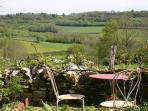 Walled kitchen garden