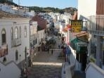 Centre of Albufeira
