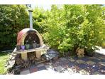 Pizza oven and BBQ for those special family meals
