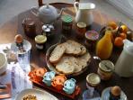 un de nos petit déjeuner