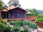 Indoor/Outdoor Mountain Living at Its Best