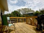 Private Sun Deck with BBQ