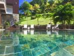 Domaine des Fonds blancs / Villa Isabelle : the swimming pool