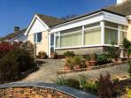HARLYN, enclosed garden, dog-friendly, ground floor cottage near Mevagissey, Ref. 904241