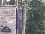 Beacon Manor gates