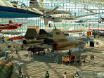 Boeing Museum of flight (30 Miles, 45 min)