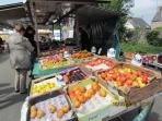 Benodet Market