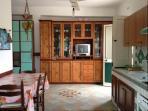 Cucina-soggiorno/Kitchen-dining aria