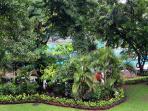 garden of Novotel
