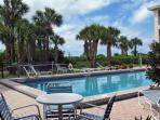 Gulf Beach Swimming Pool