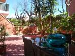 Jardin particular detalle