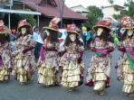 Ladies opening the Grande Parade