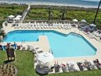 Oceanfront Pool Is Onsite
