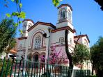 100m - Greek Orthodox Church